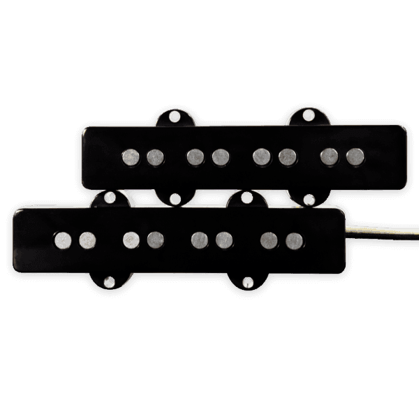 Fralin Pickups J-Bass Black