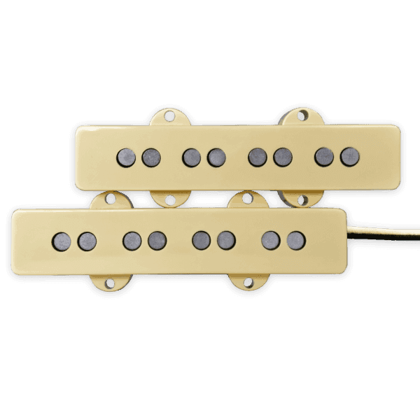 Fralin Pickups J-Bass Cream
