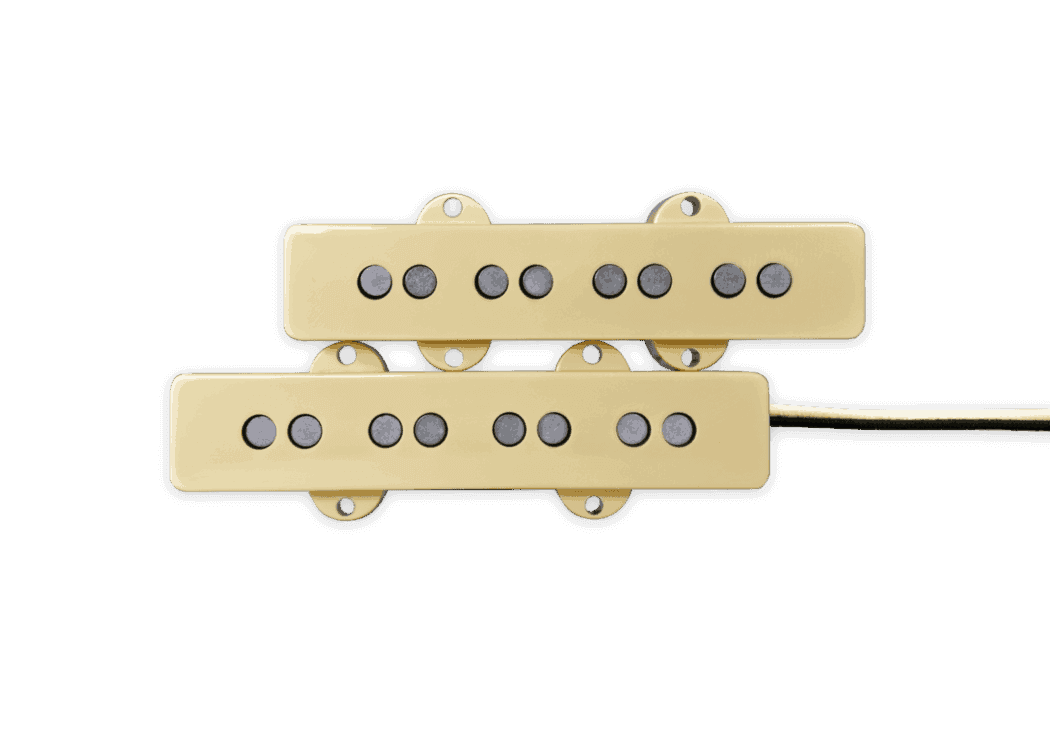Lindy Fralin Jazz Bass Pickups Hand Made Boutique Highway 1 Fender Stratocaster Wiring Diagram J Cream