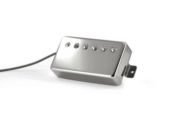 Lindy Fralin Humbucker In Polished Nickel Covers