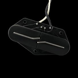 Fralin Pickups Split Blade Telecaster Bridge Black