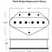 Tele Bridge Dimensions