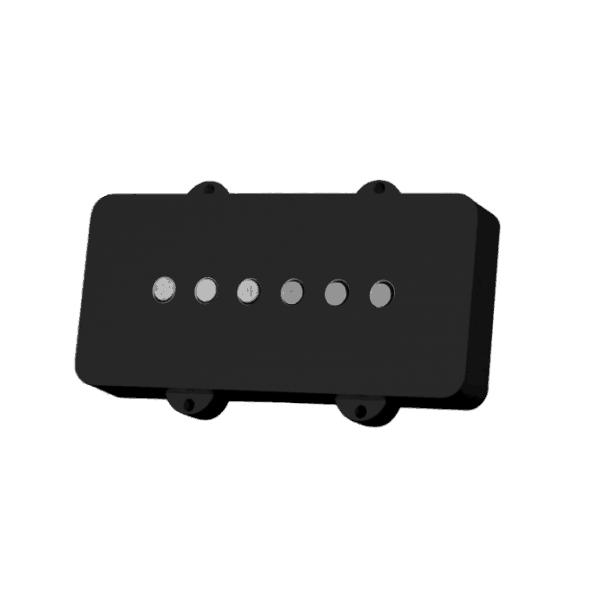 Fralin Pickups Jazzmaster Black