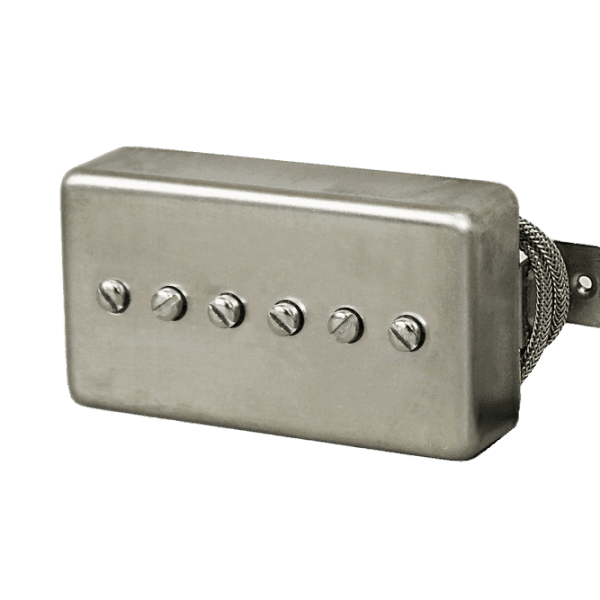 Lindy Fralin Raw P-90 Humbucker Cover