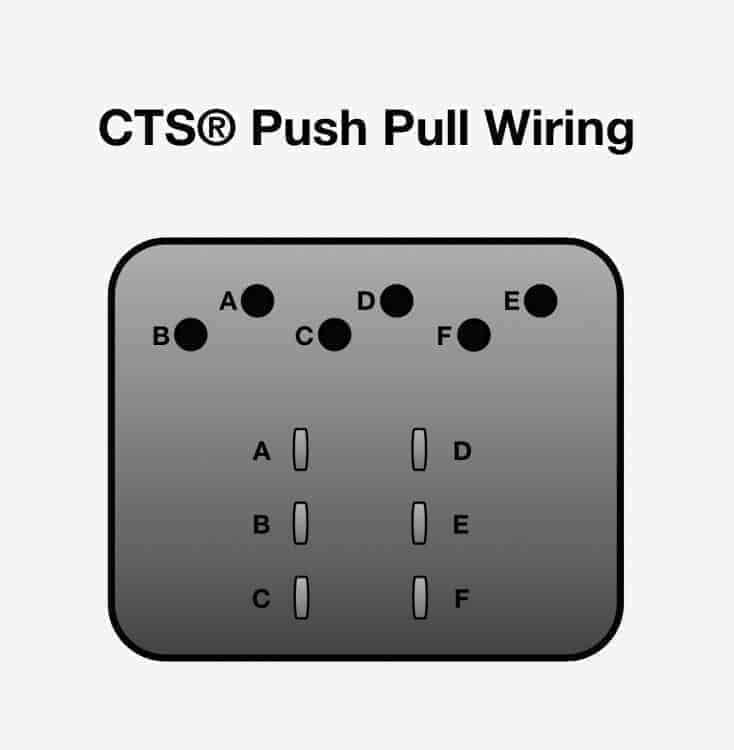 push pull pots how they work wiring mods and more rh fralinpickups com cts push pull pot wiring diagram guitar wiring diagrams push pull pot