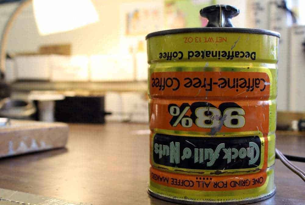 Lindy Fralin's Variac, In a Coffee Can