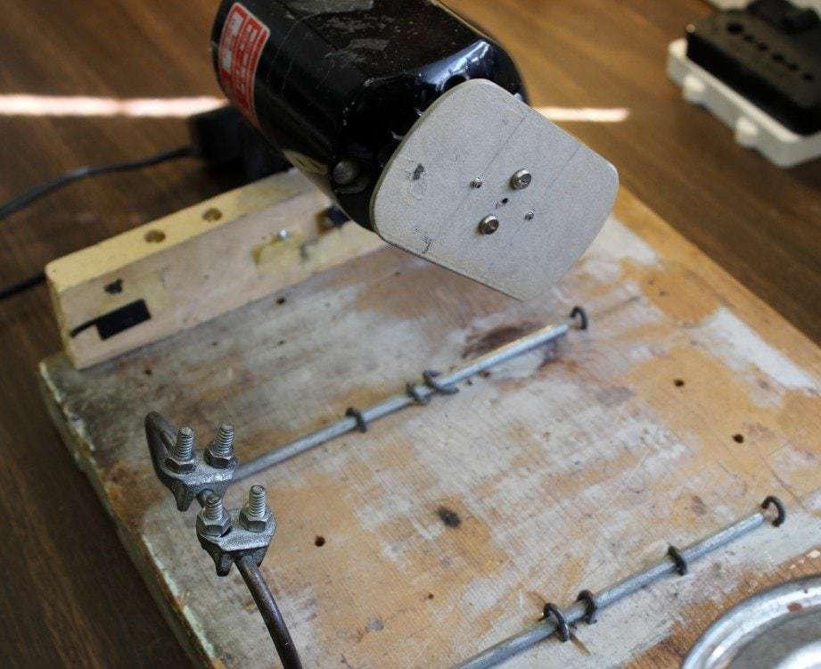 Lindy's Original Winding Machine