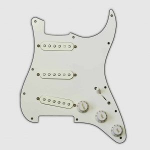 Fralin Prewired Pickguard Strat