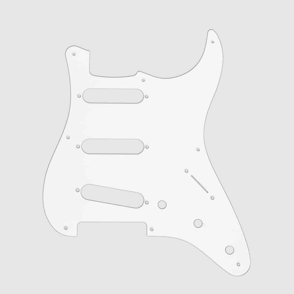 Lindy Fralin Customizable Split Blade Prewired Pickguard Way Strat Wiring Diagram With Dual Tone On P90 Pickups