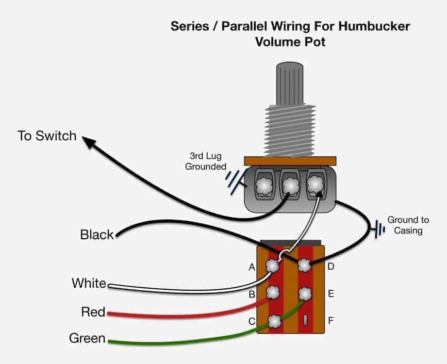 Series Parallel 921x750 push pull pots how they work, wiring mods, and more!