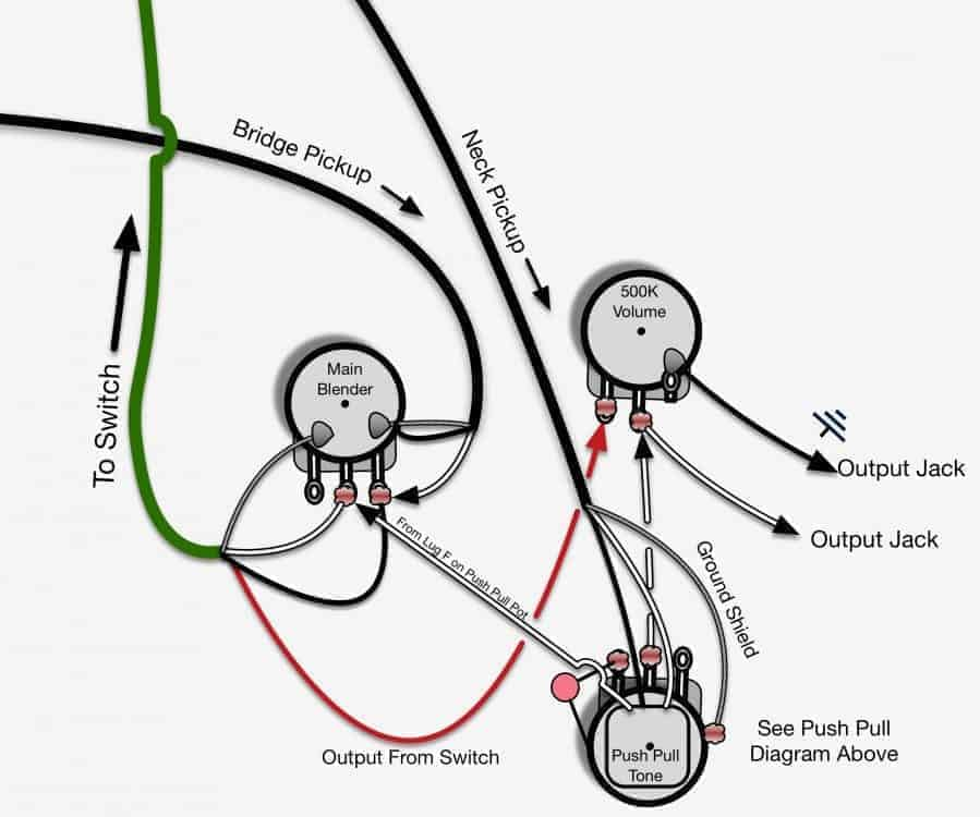 Phase Reverse Mod Les Paul