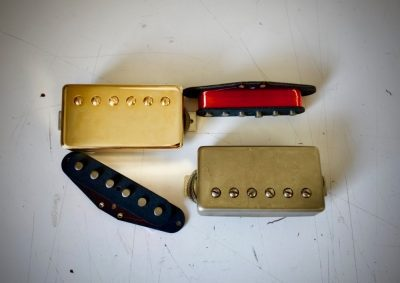 Mixing Single Coils and Humbuckers - Fralin Pickups
