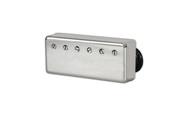 Lindy Fralin Humbucker - Polished Nickel