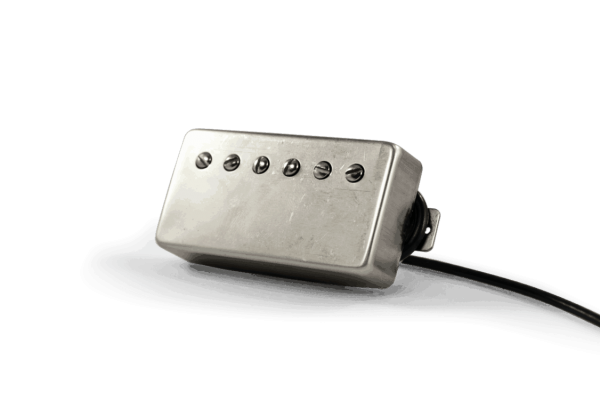 Lindy Fralin Humbucker - Raw Nickel