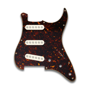 Fralin Prewired Pickguards: Customize Your Own Strat Pickguard