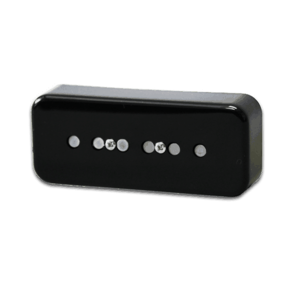 Fralin Pickups Black Soapbar Alnico Rod