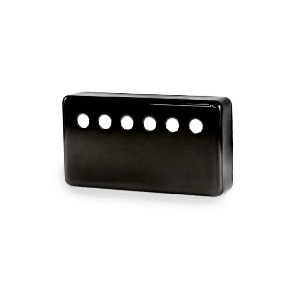 Lindy Fralin Jet Black Nickel Humbucker Cover