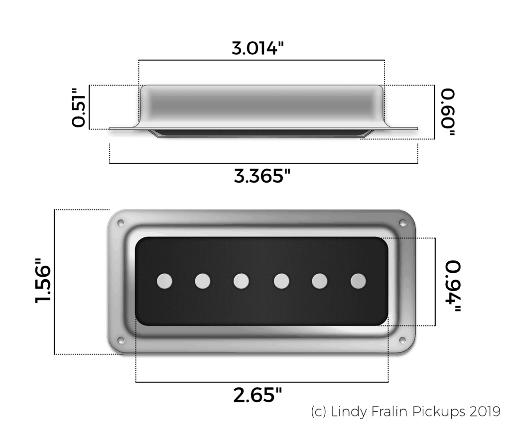 Dynasonic Lindy Fralin Pickups Options For Wiring Humbuckers Boxofknobs Sizing Information