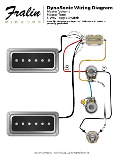 Lindy Fralin Pickups Dynasonic Wiring Diagram