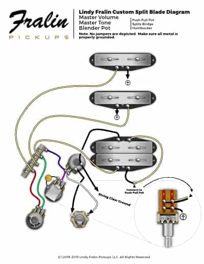 Fat Strat Wiring - Wiring Diagrams on