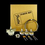 Fralin Pickups Parts Kit - Premade Guitar Parts Kit