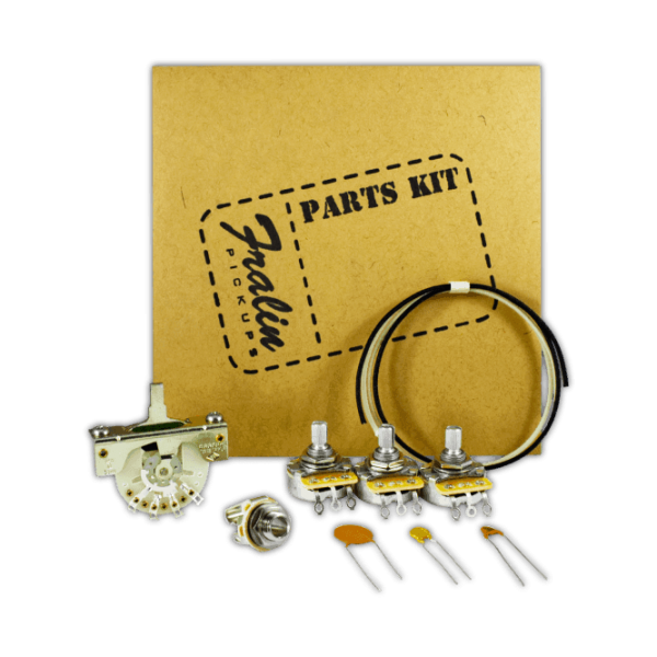 Fralin Pickups Parts Kit