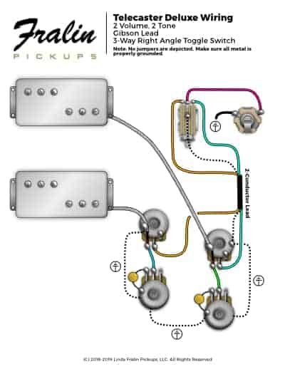 Epiphone 3 Humbucker Wiring Diagram