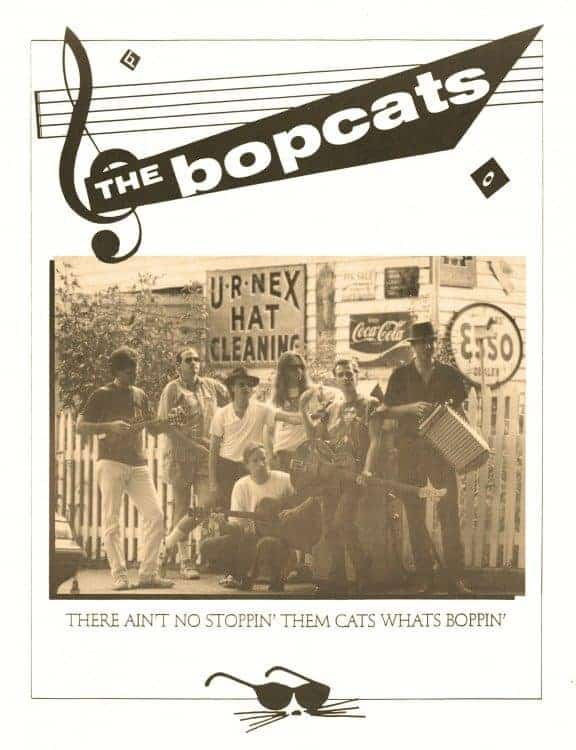 Lindy Fralin and the Bopcats