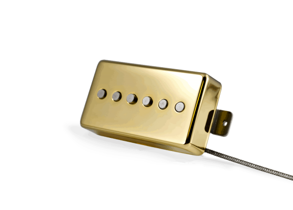 Fralin Pickups Alnico Rod P90 With Gold Cover