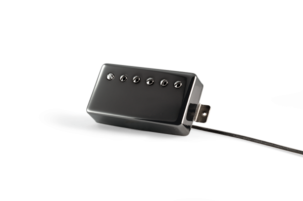 Jet Black Chrome Humbucker