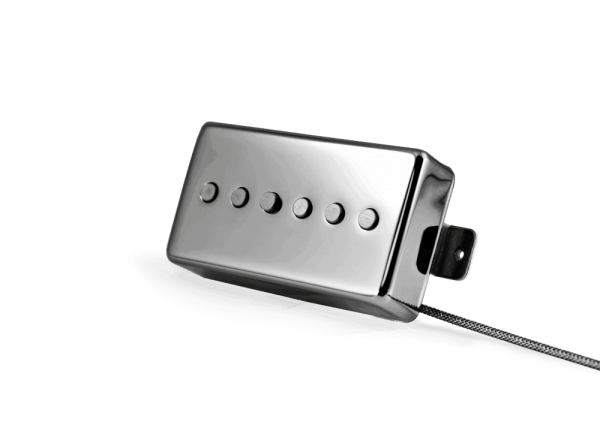 Alnico Noiseless P90 Humbucker Polished Nickel
