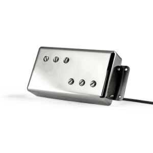 Lindy Fralin Wide Range Humbucker Polished Nickel