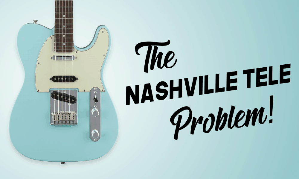 the nashville tele problem lindy fralin pickups. Black Bedroom Furniture Sets. Home Design Ideas
