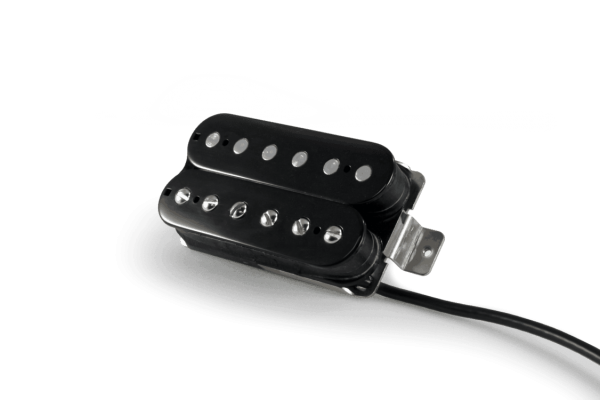 Fralin Pickups Humbucker With Black Bobbins