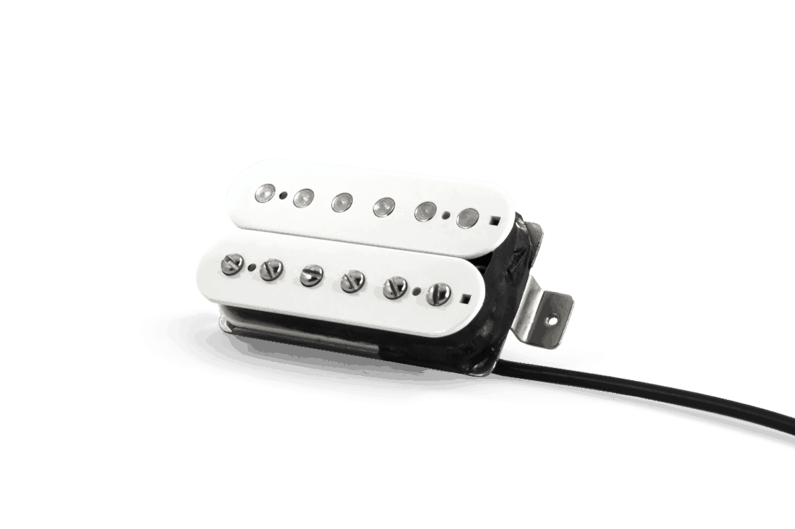 Fralin High Output Humbucker  Thick  Loud  And Dark Humbuckers