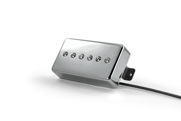 P90 Humbucker Cover Polished Nickel