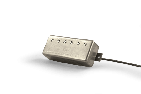Fralin Raw Nickel Mini Humbucker
