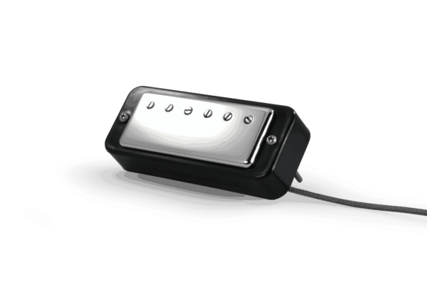 Fralin Mini Humbucker Pickups In A Soapbar Surround - Black