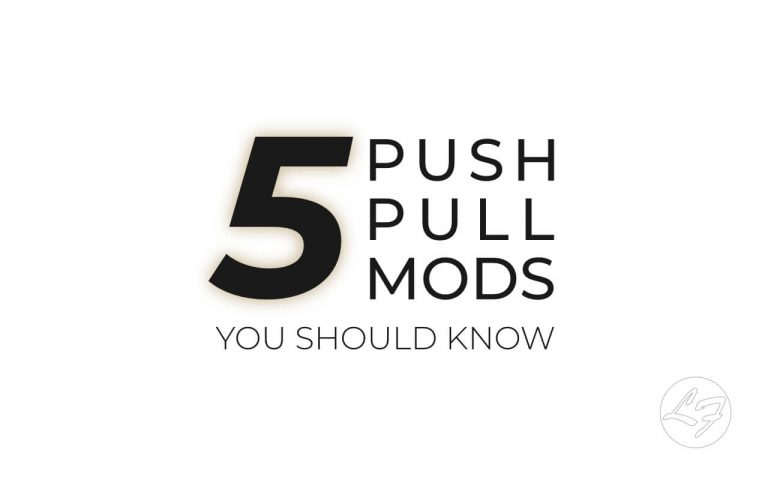 5 Push Pull pot Mods You Should Know Cover Image