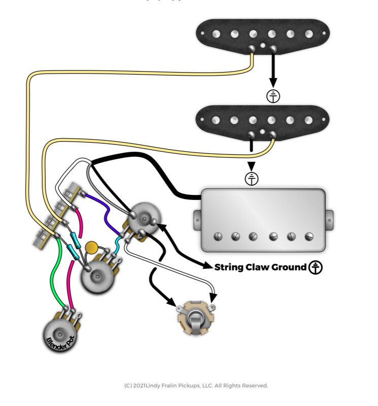 Using 500K Resistors to solve the famous HSS problem
